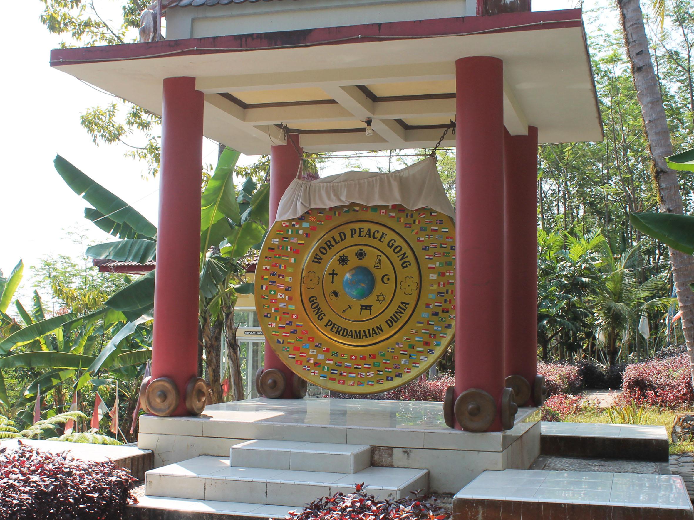 Pariwisata Provinsi Jawa Tengah Destinasi Wisata Gong Perdamaian